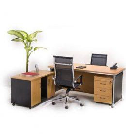 Jual Meja Kantor Direrktur Aditech FD 09