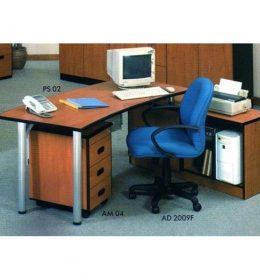 Jual Meja Kantor Aditech PS 02