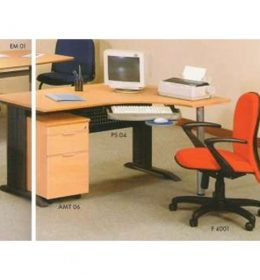 Jual Meja Kantor Aditech PS 04