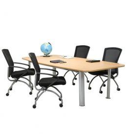 Jual Meja Meeting Kantor Aditech SR 2402