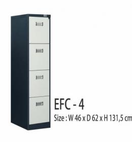 jual Filing Cabinet Emporium EFC – 4