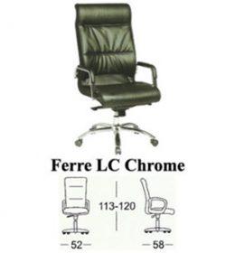 jual Kursi kantor Subaru Ferre LC Chrome