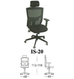 jual Kursi kantor Subaru IS 20