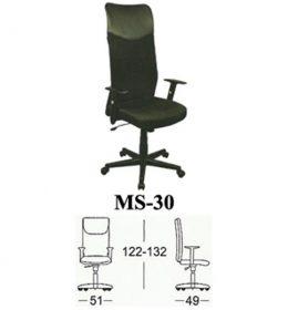 jual Kursi kantor Subaru MS 30