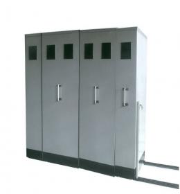 Mobile File Manual System VIP MFA-6BS225(30 Comp)