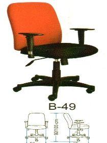 Jual Kursi Kantor Polaris B 49