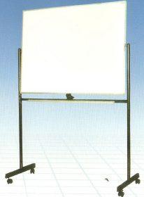 jual Whiteboard Sakana 120×240 (2 Sisi + Kaki) surabaya